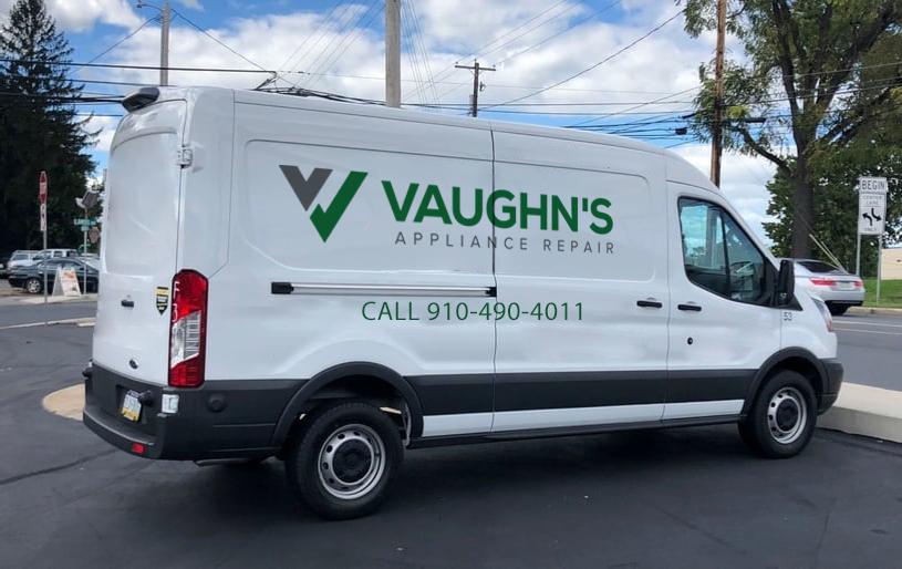 vaughn's service van